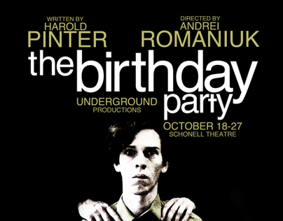 The Birthday Party Publicity