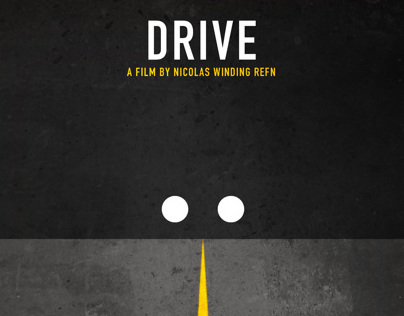 Minimalist Movie Posters 1