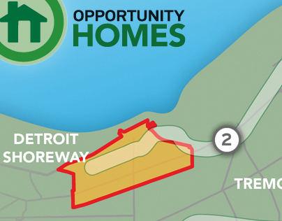 Opportunity Homes | Identity and Graphics
