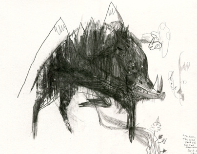 DRAWINGS FROM SILENCE