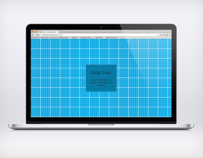 Grid Test Web App