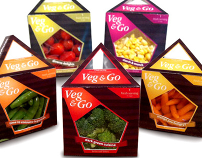 Veg & Go: Senior Thesis