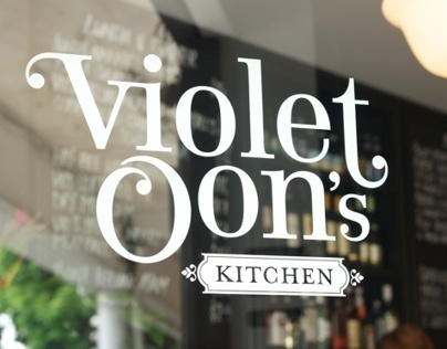Violet Oon's Kitchen