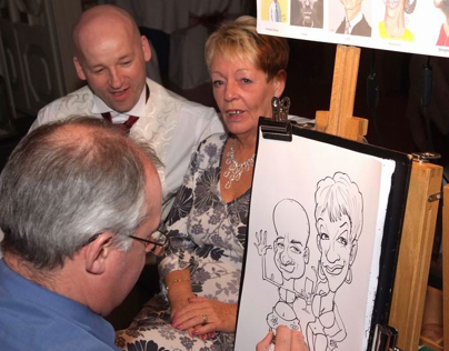 Caricature Entertainment with Steve Hearn