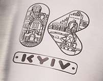 The City of Kyiv Identity