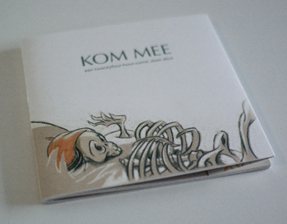 Kom Mee, 24 hours comic