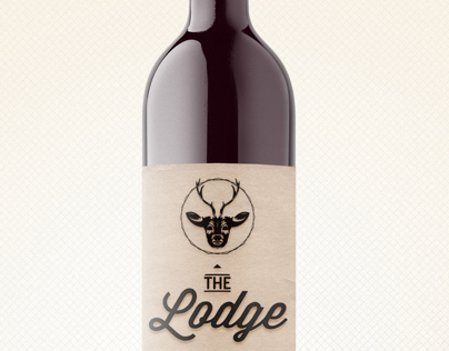 Wine label: The Lodge