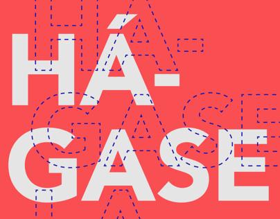 Hágase la Letra - EXHIBITION POSTER AND VIDEO EDIT