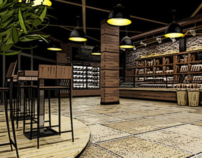 SOFRA BAKERY CONCEPT PROJECT