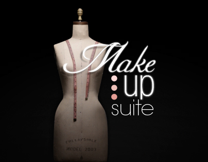 Idea y diseño app Make up Suite