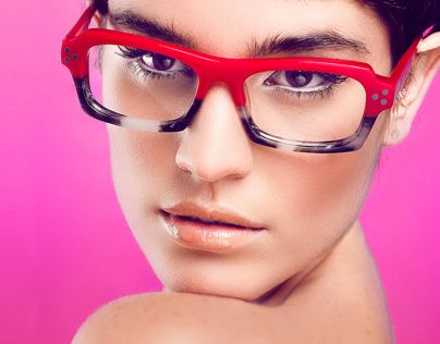 Artsee Eyewear Advertising Campaign