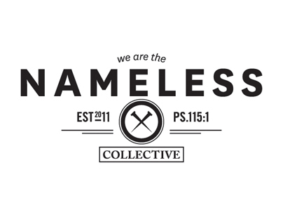 The Nameless Collective Branding