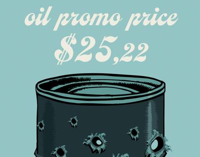 Oil Promo Price