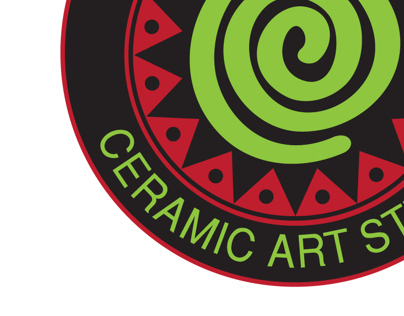 Clay Art Studio's identity logo