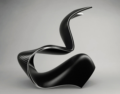 Venom Chair II (Carbon Fiber)