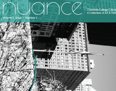 Nuance - Magazine Cover Concepts