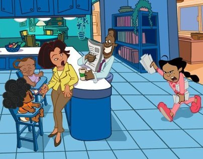 Disneys The Proud Family Comic Strip