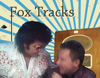 Fox Tracks music CD booklet