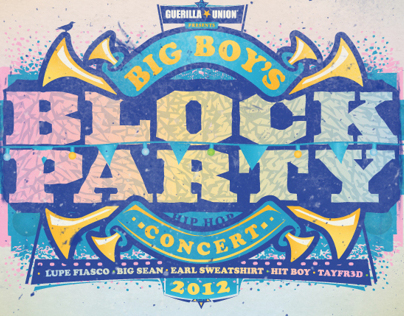 BIG BOYS BLOCK PARTY