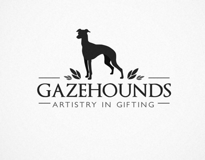 Gazehounds Logo Design