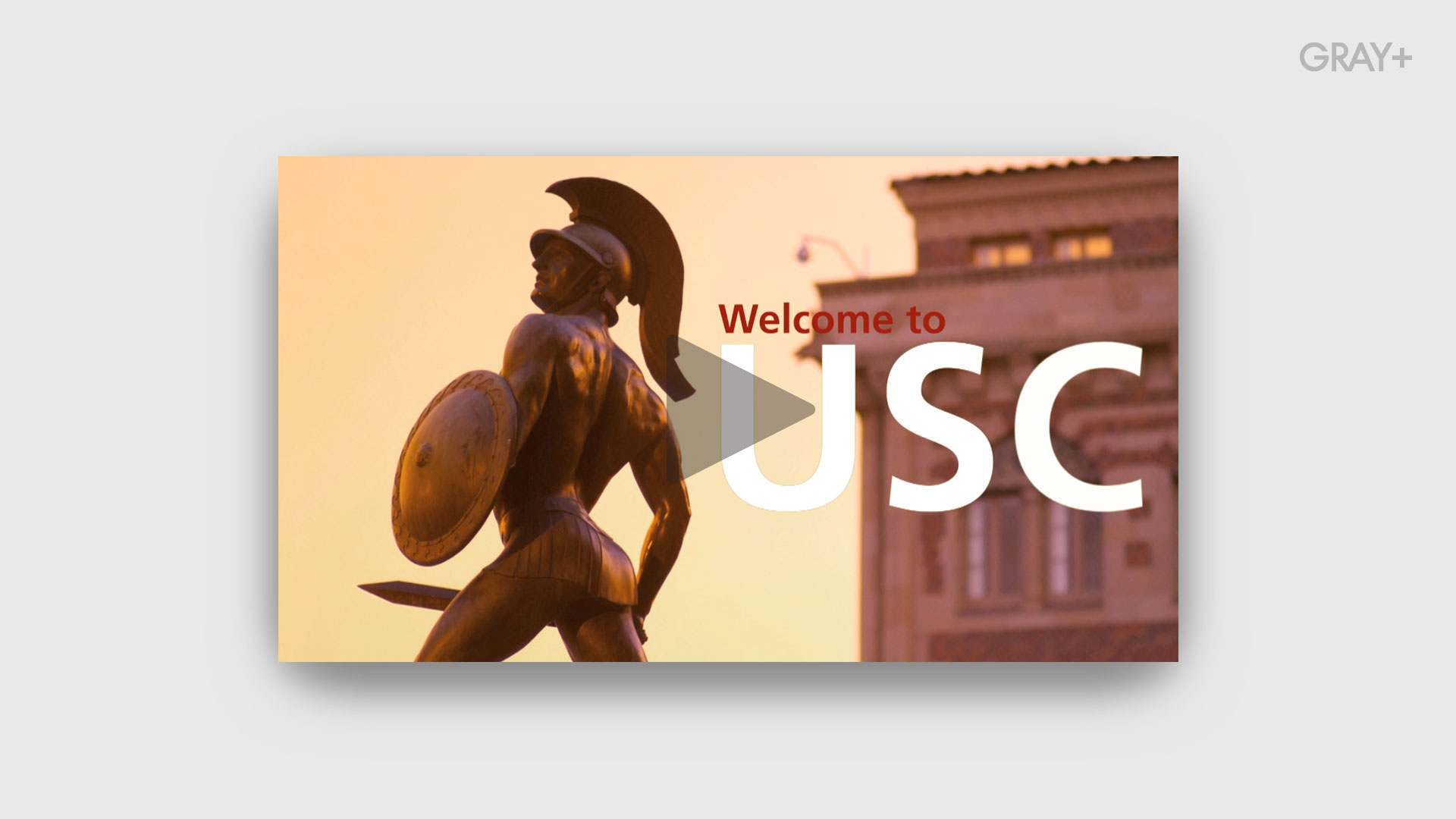 USC New Student Orientation