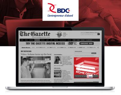 BDC—Banner ad campaign