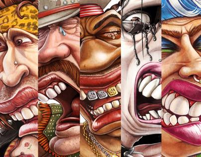Heart fm faces