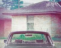 ARCADE FIRE - 8 ALBUM COVERS PHOTOS BY GABRIEL JONES