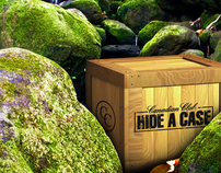 Canadian Club Hide-a-Case