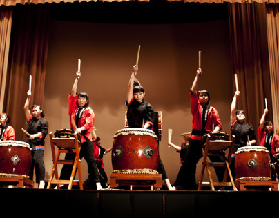 Performance: My Taiko Clubs Snnual Concert