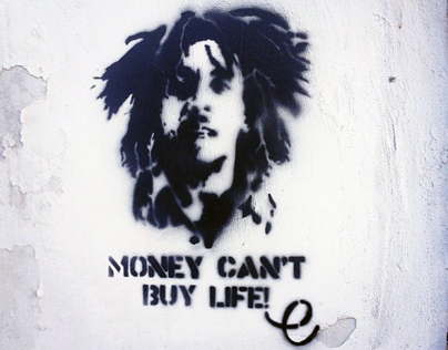 Money Cant Buy Life!