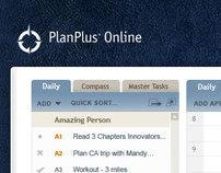 Franklin Covey Plan Plus Online Organization Suite