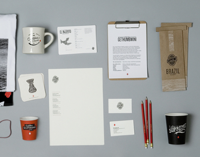 BRANDING: COFFEE SUPREME (NZ & AUS)