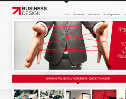 BRAND IDENTITY | Business Design (Consulting)