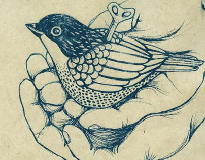 Mr. Wind-up Bird
