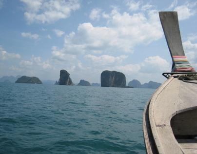 An Adventure In Rural Thailand