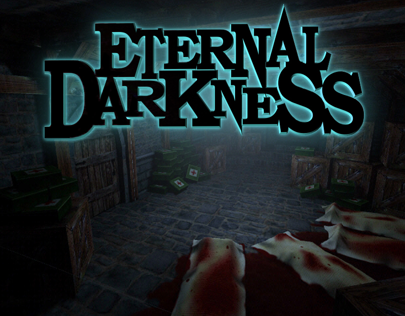 Eternal Darkness (2002) Environment Art