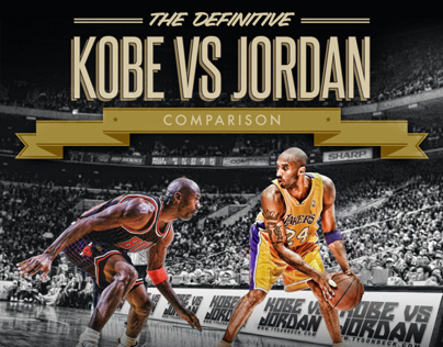The Definitive Kobe Bryant vs Michael Jordan Comparison
