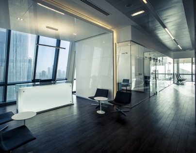 Emaar Plaza Office 2 design by Cambridge Consultancy
