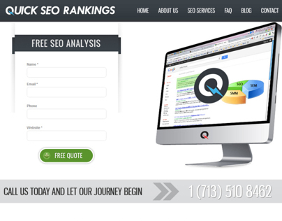 SEO Wordpress Theme (QuickSeoRankings[.]com)