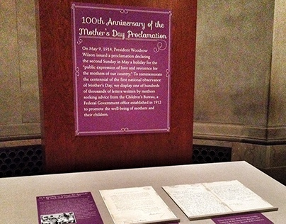 Featured Document Exhibit at the National Archives