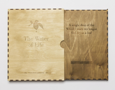 The Water of Life - A book about the manliest drink