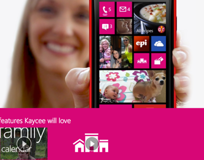 2012 - Microsoft - Windows Phone 8 Campaign
