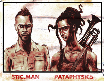 'Jungle' Animated music video for 'Pataphysics'
