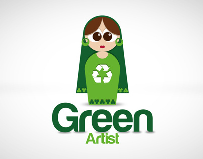"""Green Artist"" - Graduation Project"