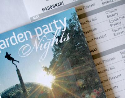 MBG Garden Party Nights