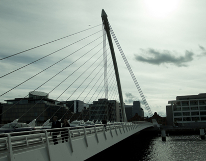 Photography - Dublin Bridges