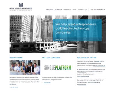New World Ventures