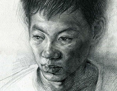 Portraits _ Pencil drawing