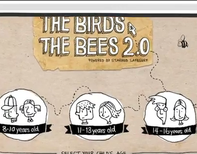 StarHub SafeSurf | Birds & The Bees 2.0